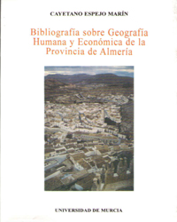 Bibliografia sobre geografia humana y economica de la provincia de almeria