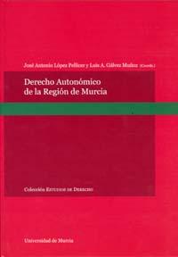 Derecho autonómico de la región de murcia