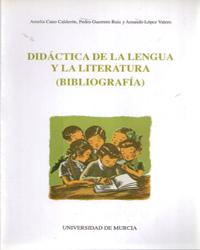 Didactica de la lengua y la literatura (bibliografia)