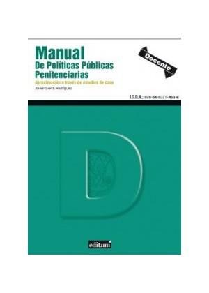 Manual de Políticas Públicas Penitenciarias