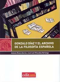 Gonzalo díaz y el archivo e la filosofía española