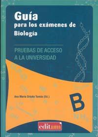 Guía para los exámenes de biología