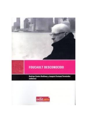 Del otro lado del espejo A partir de la antropología kantiana-Foucault desconocido