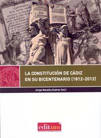 La constitución de cádiz en su bicentenario (1812-2012)