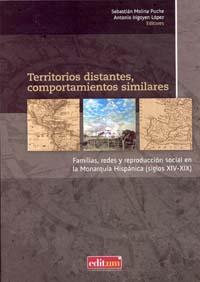 Territorios distantes, comportamientos similares