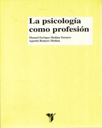 Psicologia como profesion, la